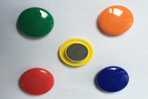 Plastic Magnetic Pins